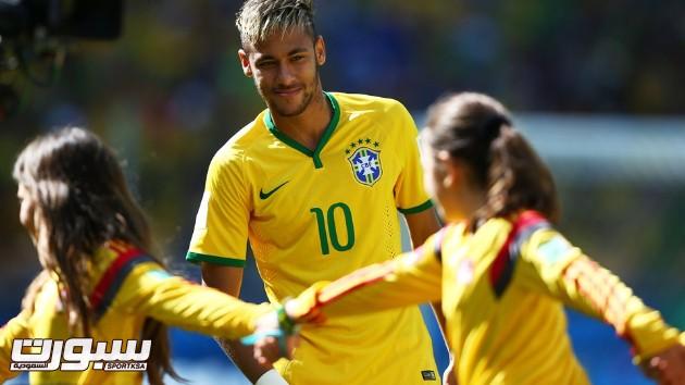 البرازيل تشيلي 6 نيمار