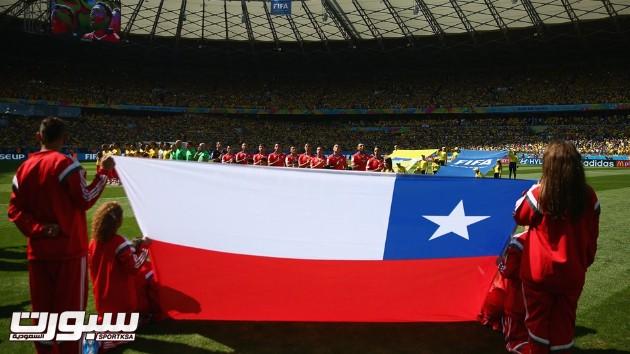 البرازيل تشيلي 9