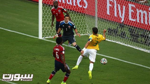 البرازيل كولومبيا 10