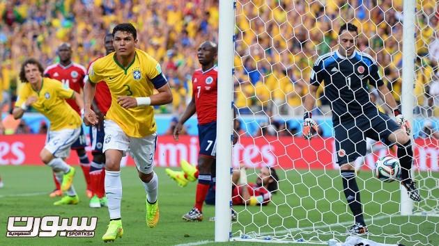 البرازيل كولومبيا 11
