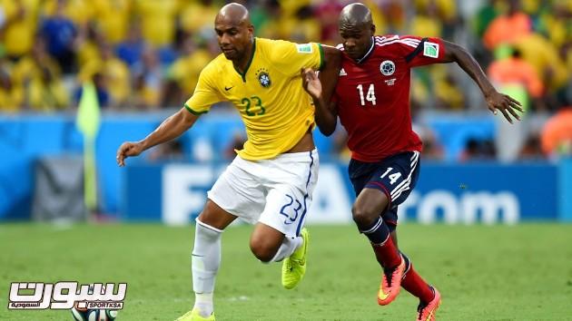 البرازيل كولومبيا 14