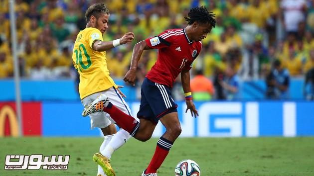 البرازيل كولومبيا 15