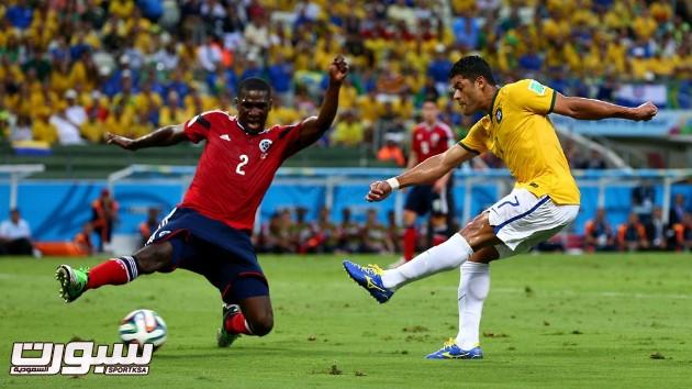 البرازيل كولومبيا 17