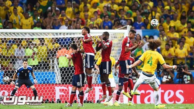 البرازيل كولومبيا 18