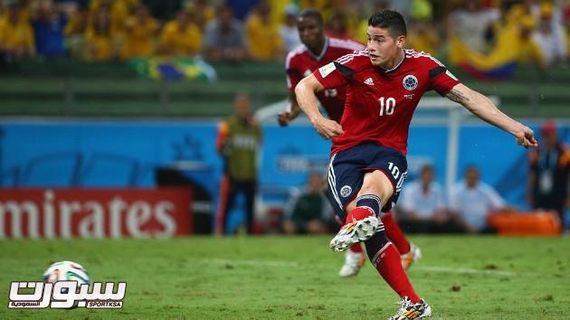 البرازيل كولومبيا 22
