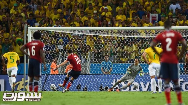 البرازيل كولومبيا 23
