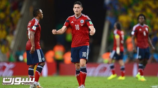 البرازيل كولومبيا 24