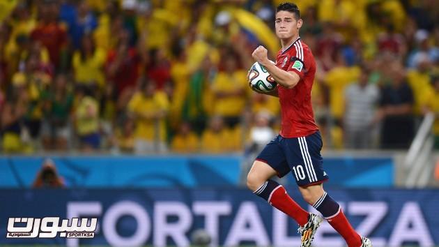 البرازيل كولومبيا 25