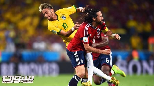 البرازيل كولومبيا 26