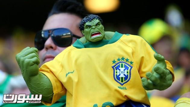البرازيل كولومبيا 3