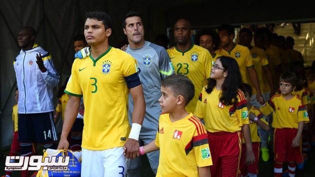 البرازيل كولومبيا 4
