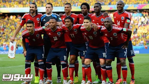 البرازيل كولومبيا 7