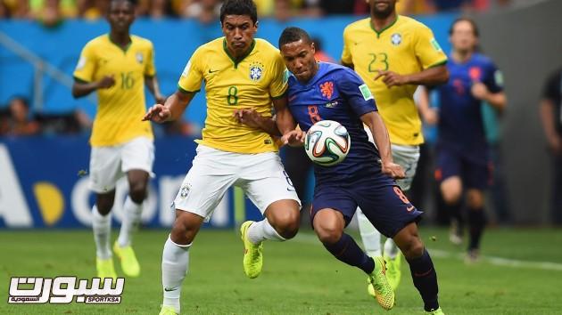 البرازيل هولندا 10