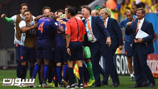 البرازيل هولندا 15