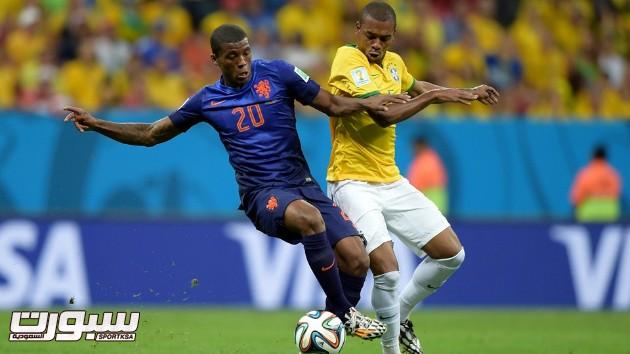 البرازيل هولندا 16
