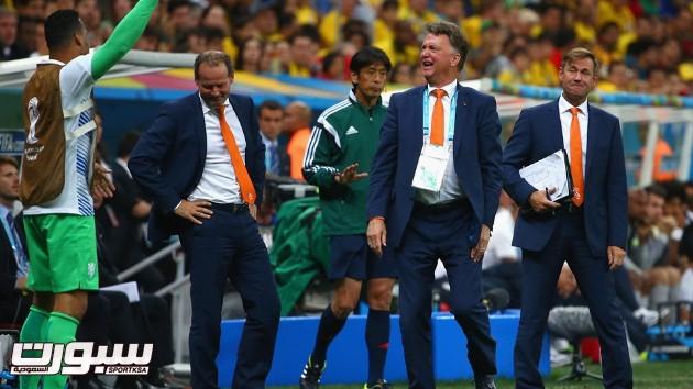 البرازيل هولندا 21