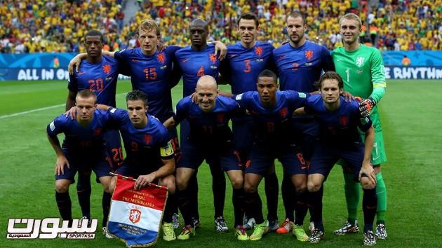 البرازيل هولندا 4