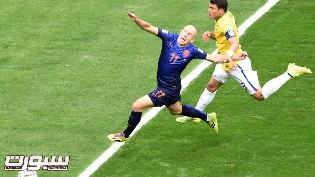 البرازيل هولندا 5