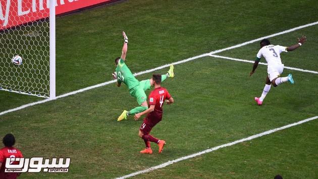 البرتغال غانا 11