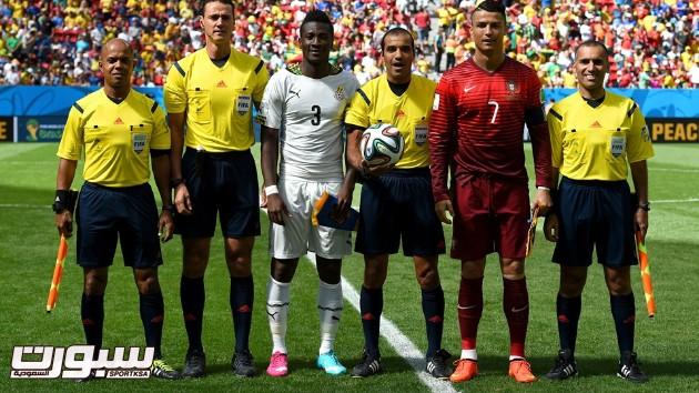 البرتغال غانا 3