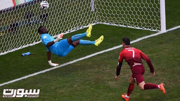 البرتغال غانا 6