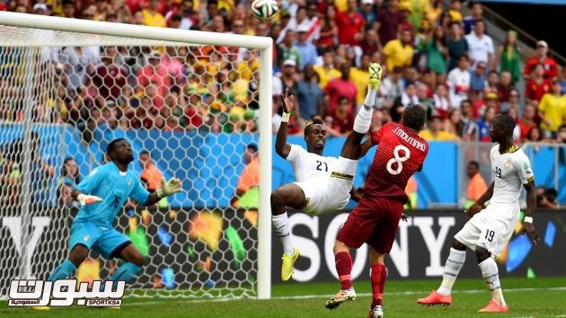 البرتغال غانا 8