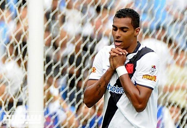 لاعب النصر الذي تلقى تهديدات بالتقل من احد المغردين في موقع تويتر
