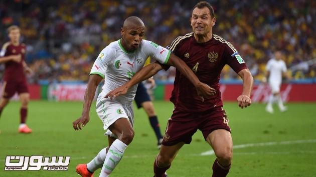 الجزائر روسيا 16