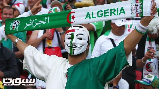 الجزائر كوريا 1