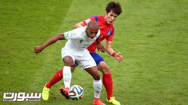 الجزائر كوريا 12