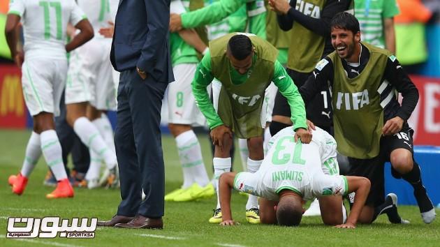 الجزائر كوريا 18