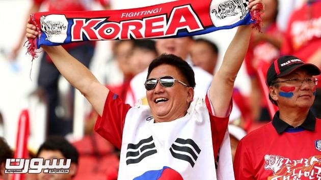 الجزائر كوريا 2