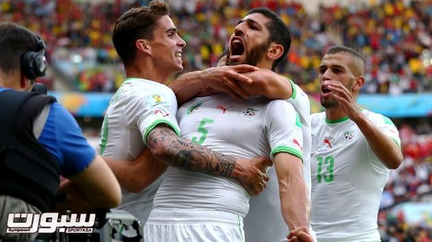 الجزائر كوريا 21