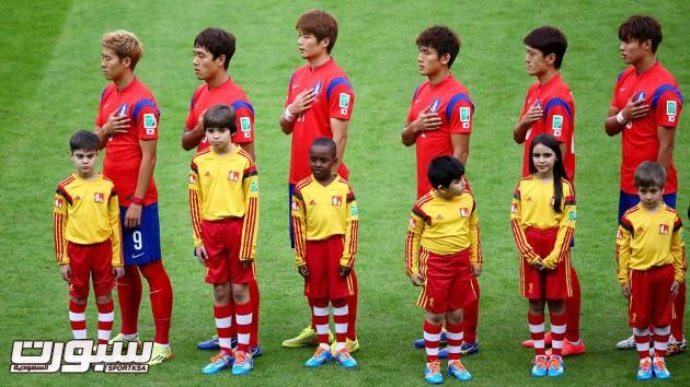 الجزائر كوريا 6