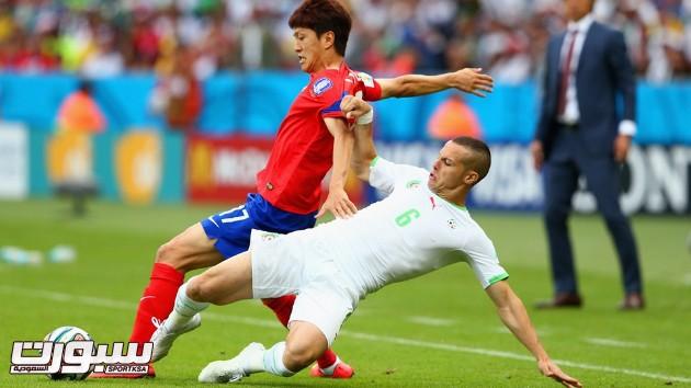 الجزائر كوريا 9