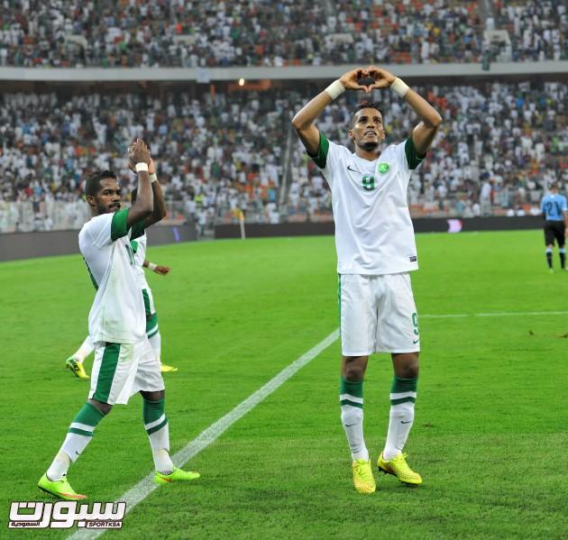 السعودية والاورجواي28