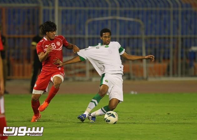 السعودية و تونس اولمبي (2) 