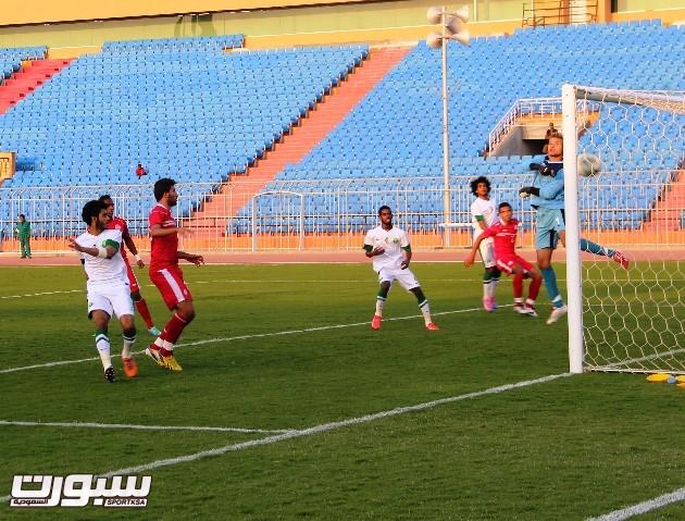 السعودية و تونس اولمبي (4) 