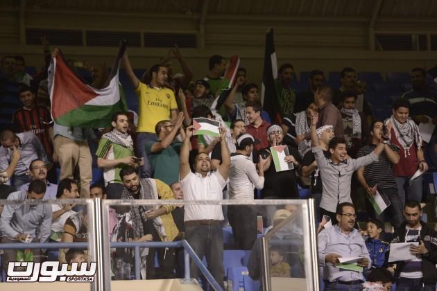 السعودية و فلسطين (1) 