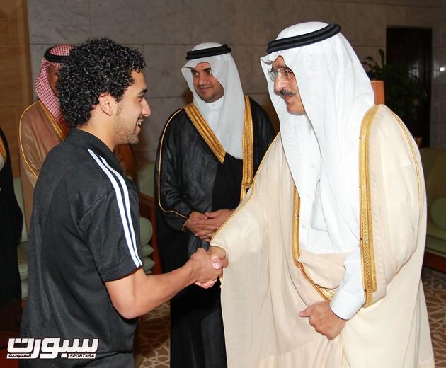 الشباب وأمير الرياض1