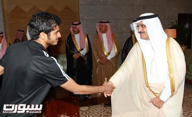 الشباب وأمير الرياض2