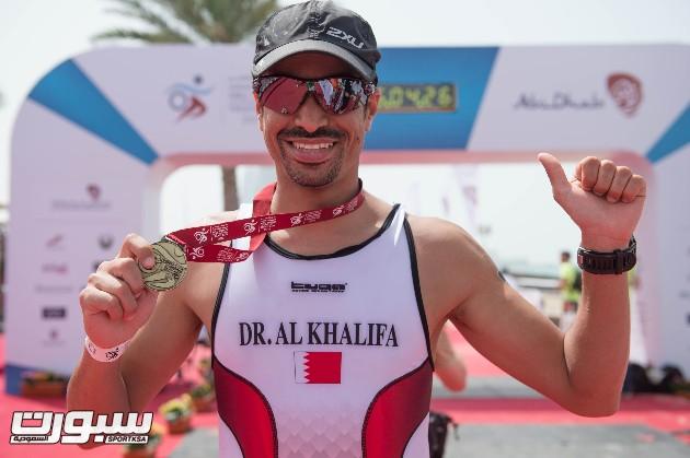 الشيخ صقر آل خليفة من البحرين
