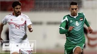العراق تونس