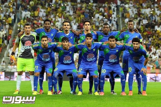 العروبة السعودي 2014 فريق نادي
