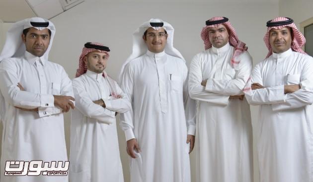 أعضاء إدارة الفتح