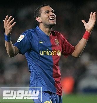 الفيس لاعب برشلونة