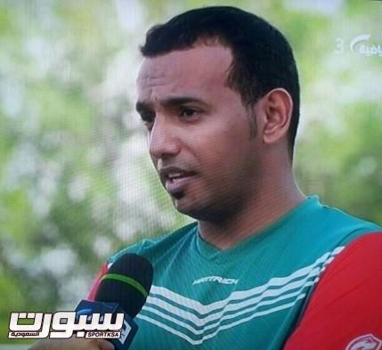 الكابتن احمد مرعي القرني مديرا اداريا لفريق الناشئين لكرة القدم