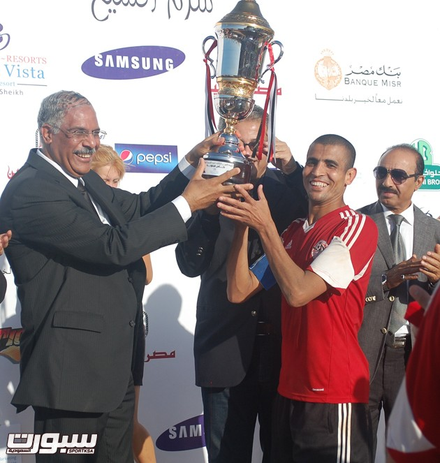 الكرة الشاطئية مصر