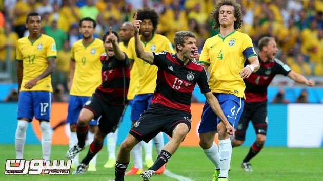 المانيا البرازيل 15 مولر