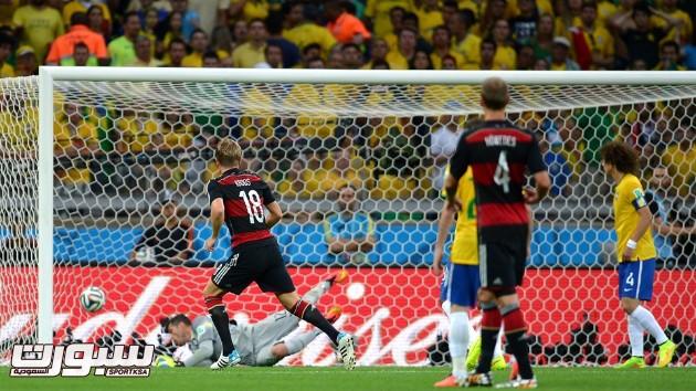 المانيا البرازيل 21